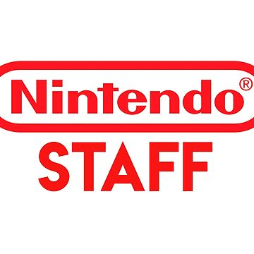 nintendo staff by alex27012001