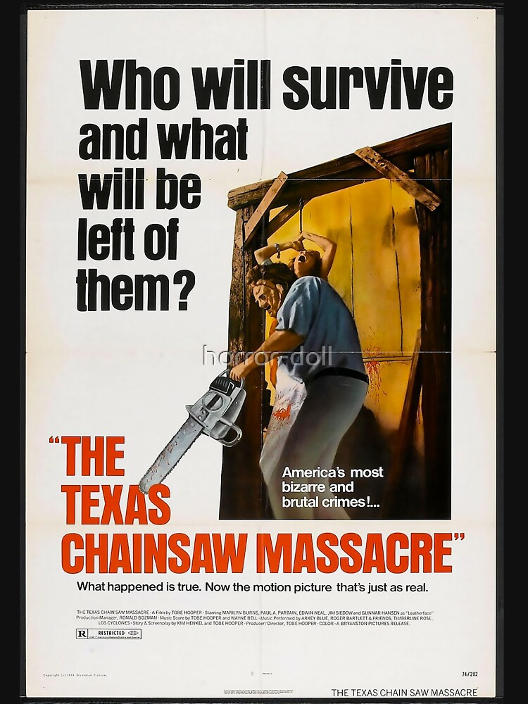 Texas Chainsaw Massacre by horror-doll