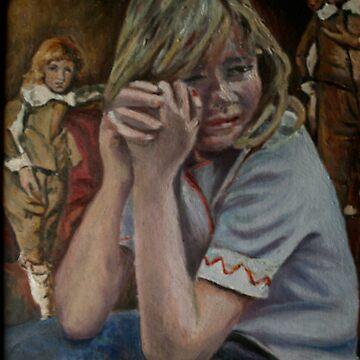 Donna & 'Rembrandt boys'.  by Ozcloggie