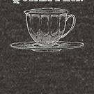 Qualitea - Funny Tea Pun - Gag Gift by -BVB-