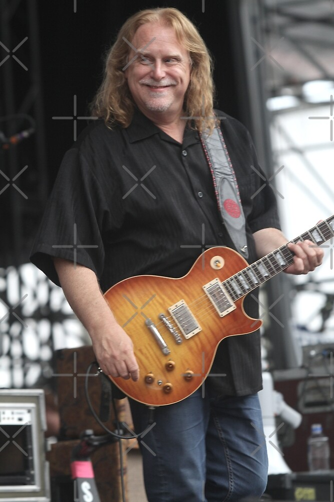 Allman Brothers Band Warren Haynes by concertphotos1