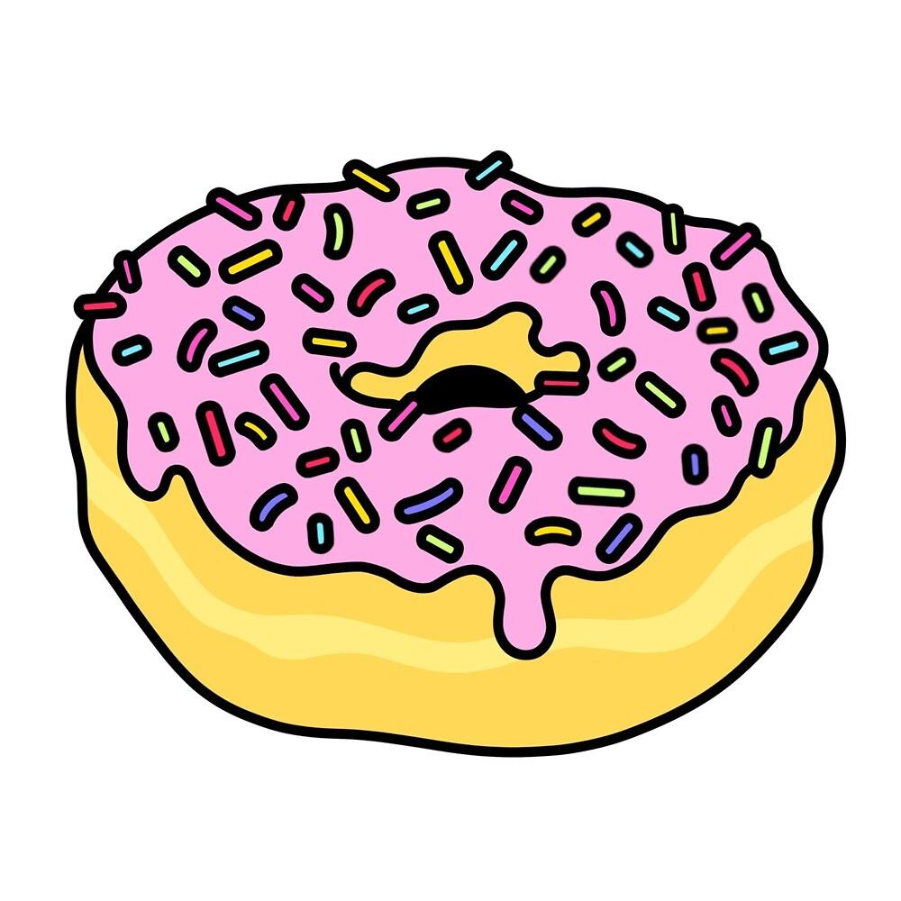 Donut by leeyum-tyrrell
