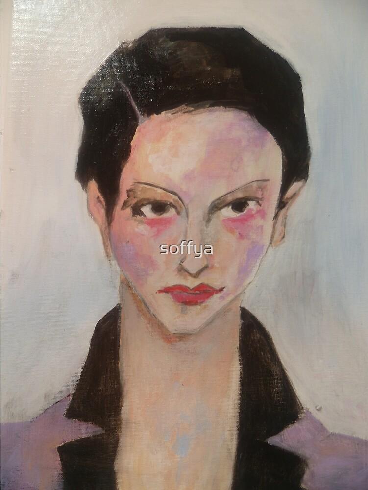 Miss Jane by soffya