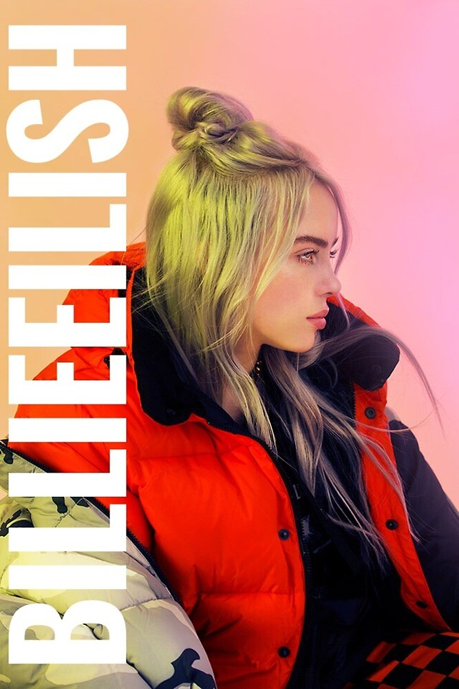 Billie Eilish  by thefirret