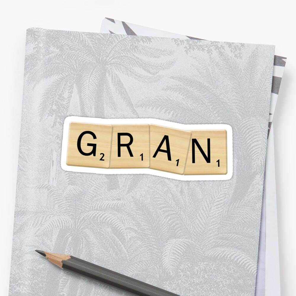 Gran by imoulton