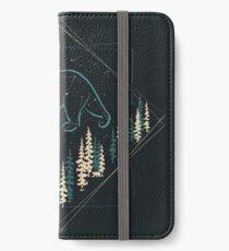 The Heaven's Wild Bear iPhone Wallet/Case/Skin