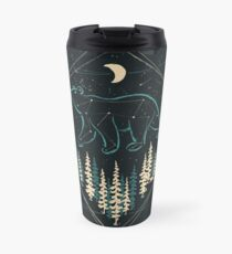 The Heaven's Wild Bear Travel Mug