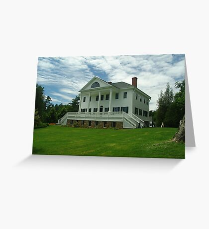 Uniacke House Greeting Card