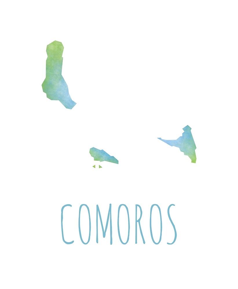Comores by Motivburg