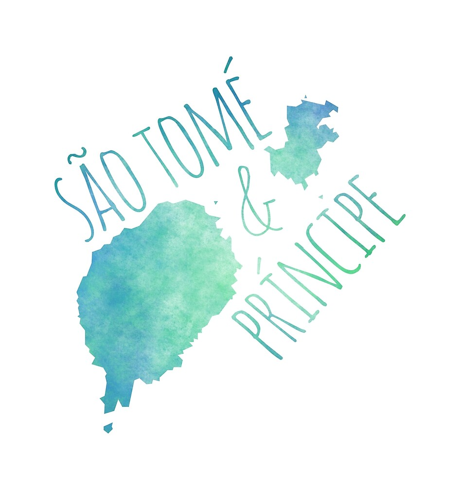 Sao Tome and Principe by Motivburg