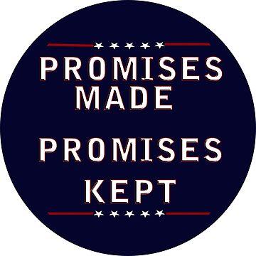 Promises Made, Promises Kept Logo by Quatrosales