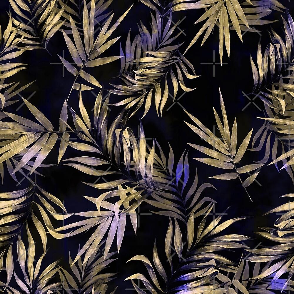 Golden Tropics Leaf by talipmemis