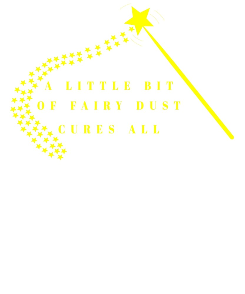 Fairy Dust T Shirt by mark somma