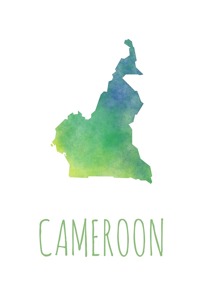 cameroon by Motivburg