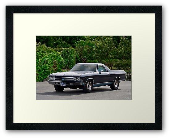1969 Chevrolet El Camino II by DaveKoontz