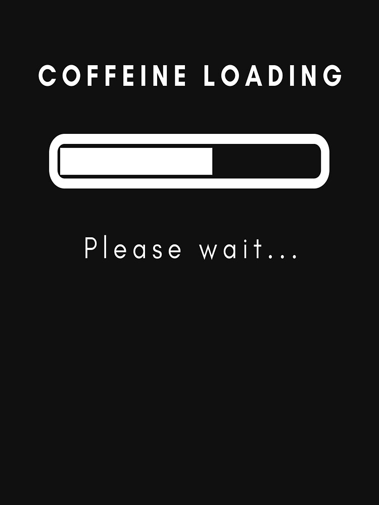Caffeine invites ... please wait by mp97979972