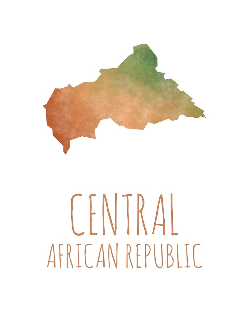 Central African Republic by Motivburg