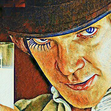 Alex... (A Clockwork Orange) by VanHand