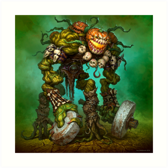 Pumpkinhead by trAt