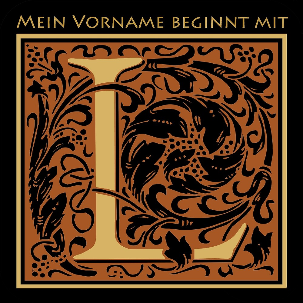First name with L by Dirk h. Wendt