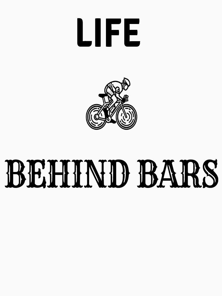 Life behind bars (bicycle) by mp97979972