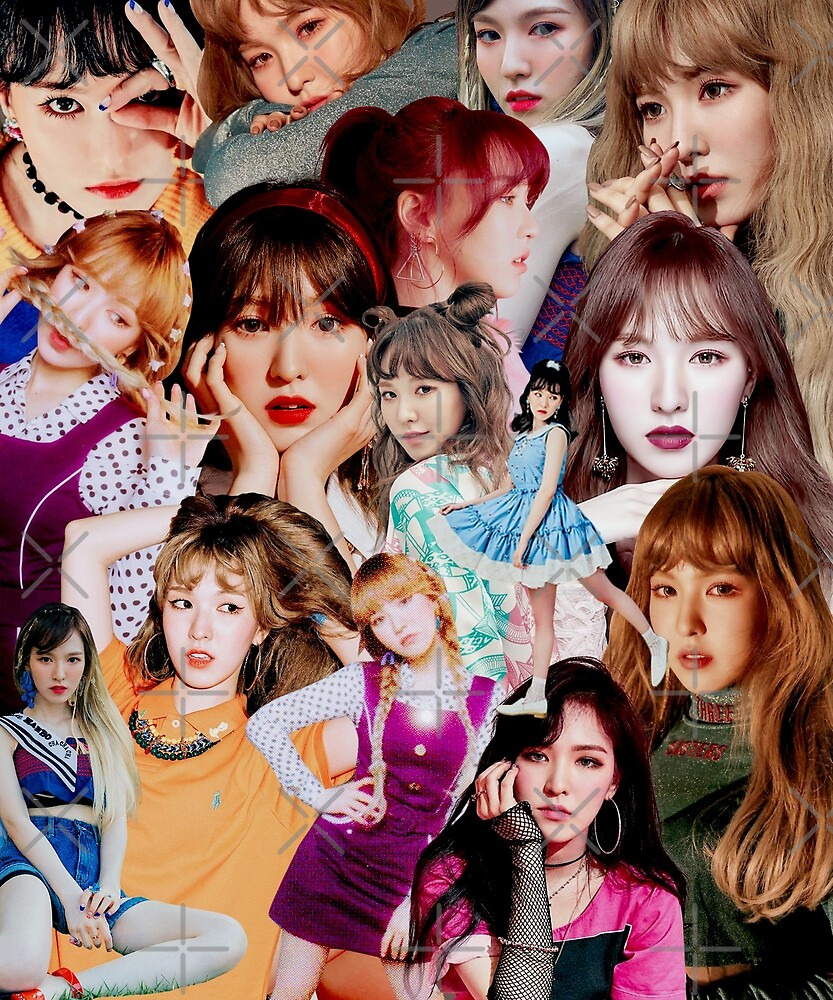 Wendy Collage by BENWYATTS