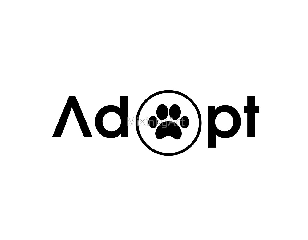 Adopt with Paw by MixinkyArt