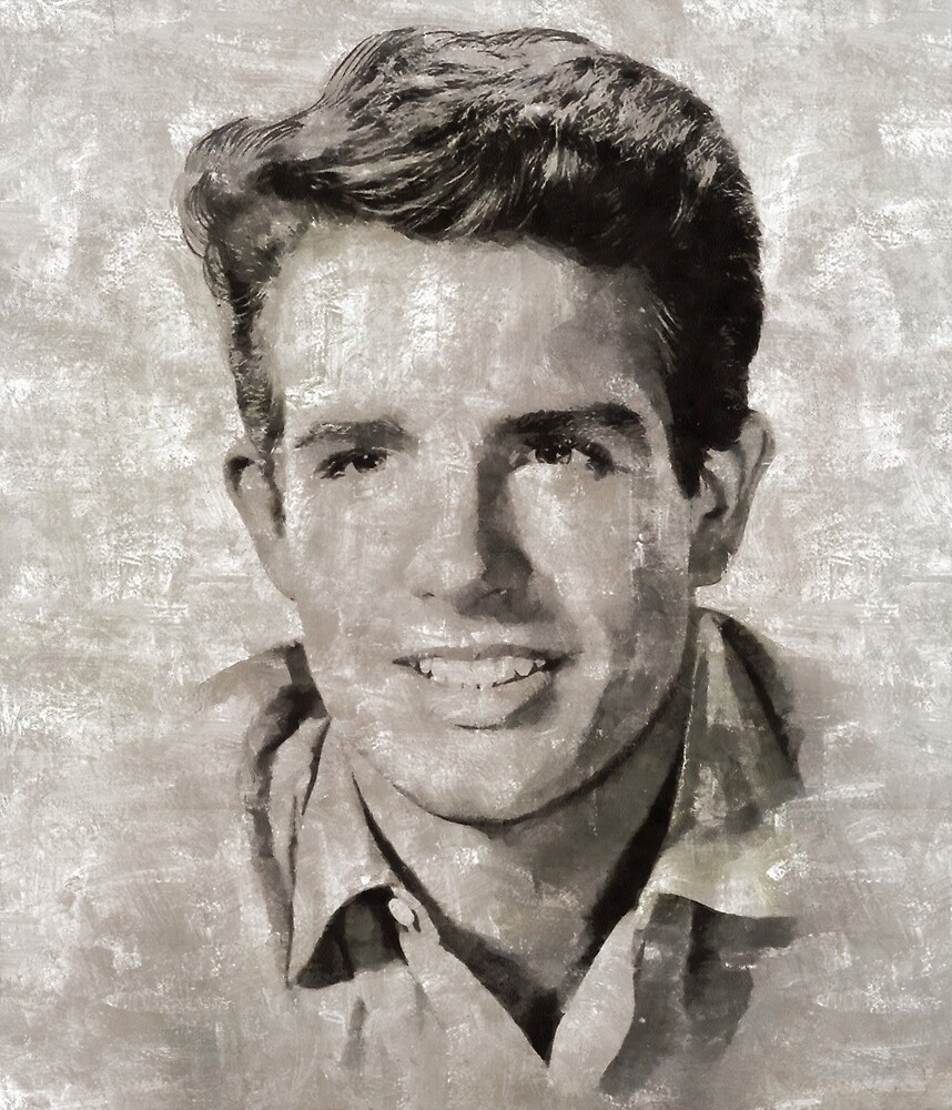 Warren Beatty, Vintage Actor by SerpentFilms