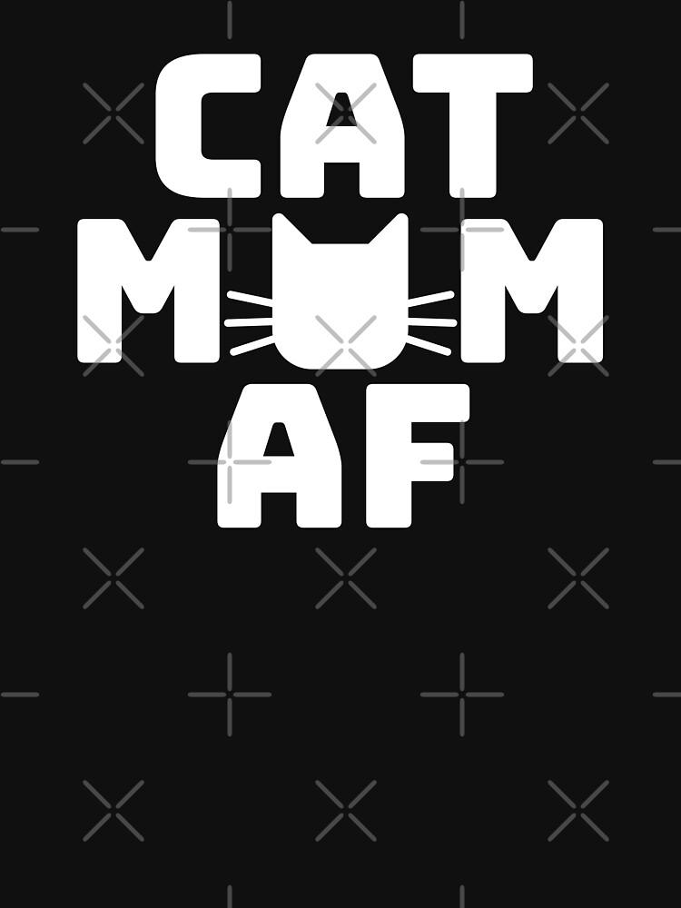 Cat Mom AF by Lightfield