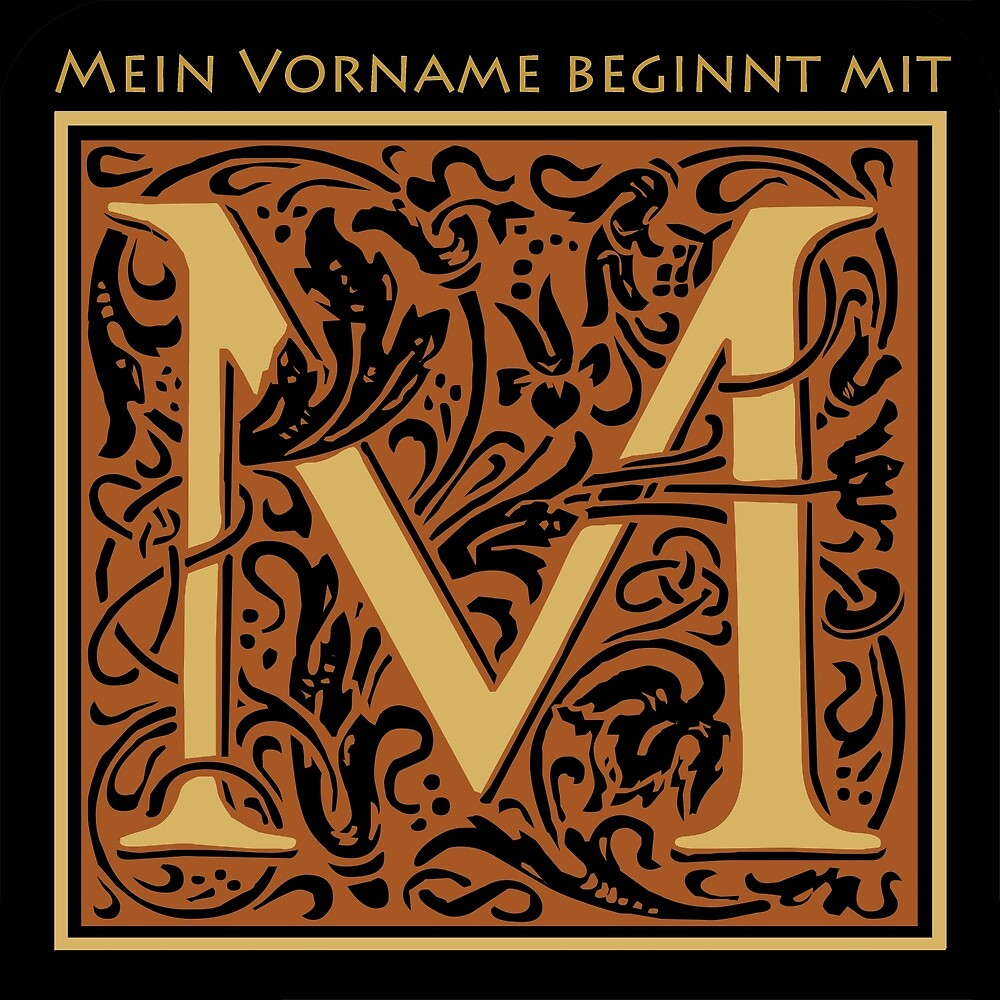 First name with M by Dirk h. Wendt