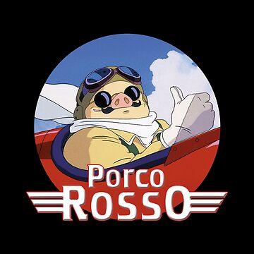 Porco Rosso by redscarf