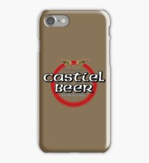 Brewhouse: Castiel Beer iPhone Case/Skin