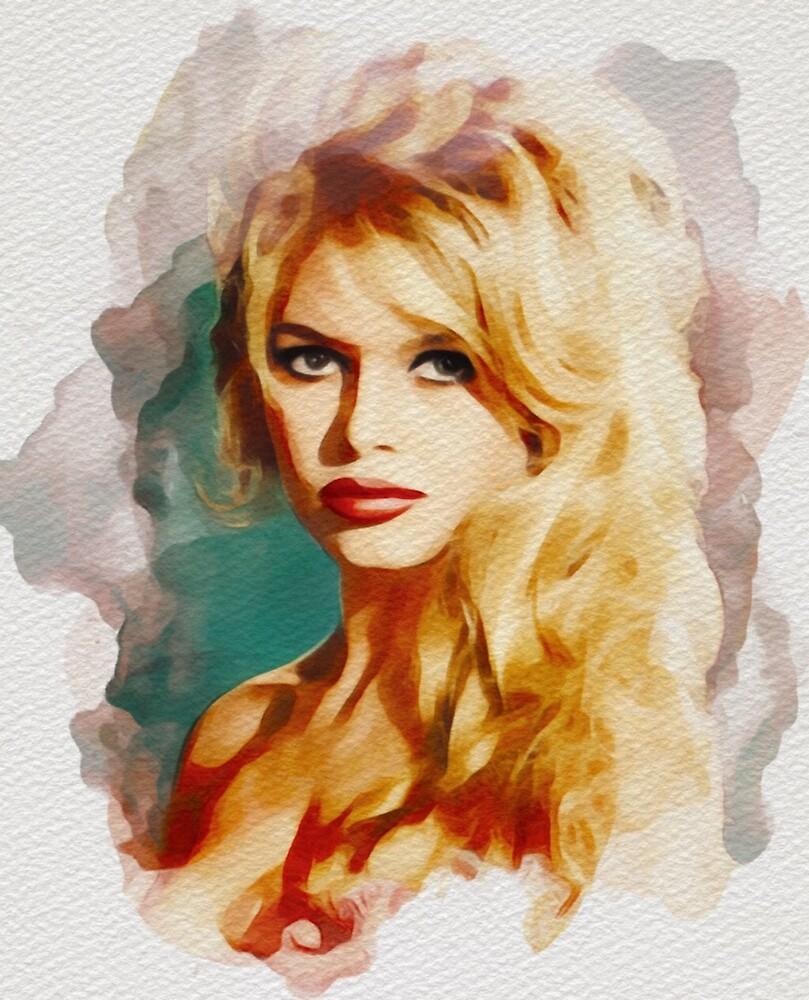 Brigitte Bardot, Actress by SerpentFilms