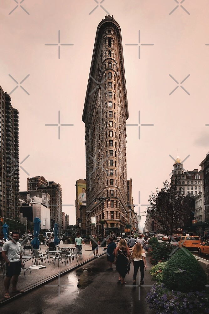 Flatiron Building by zouhair lhaloui