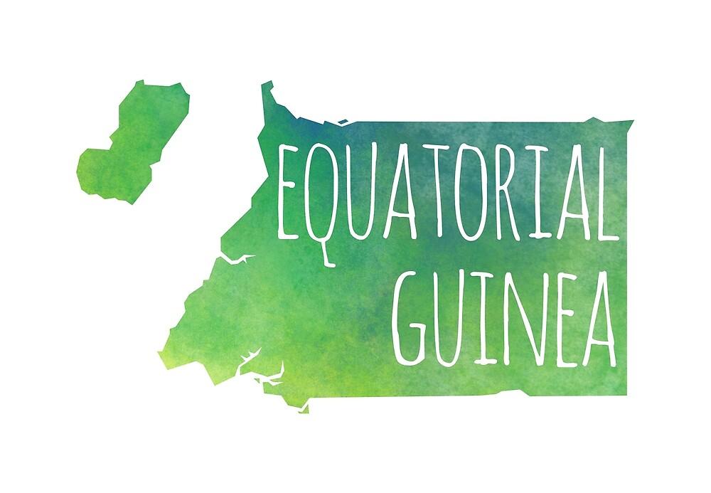 Equatorial Guinea by Motivburg
