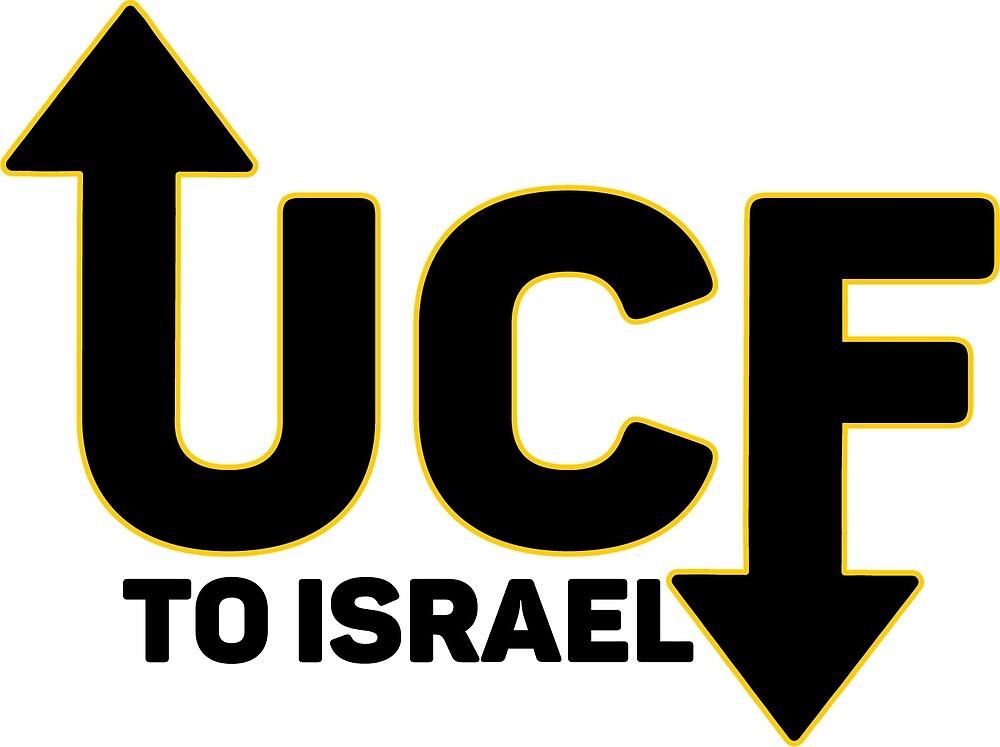 UCF to ISRAEL by Abernstein94