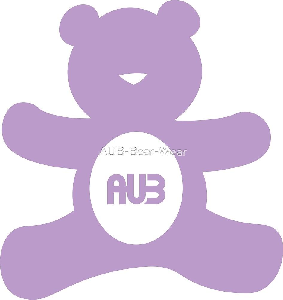 TeddyBear by AUB-Bear-Wear