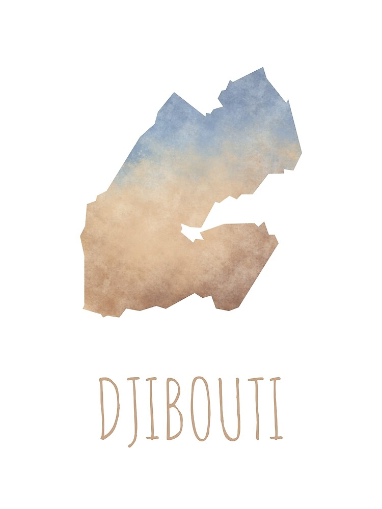 djibouti by Motivburg