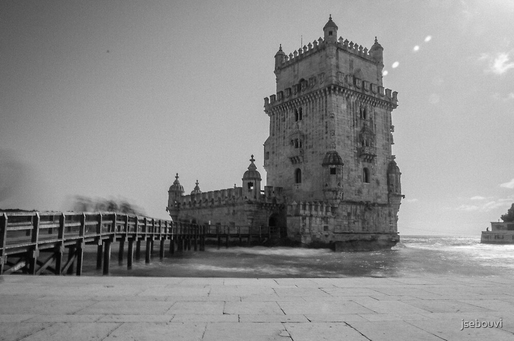 Belém Tower, Lisbon by jsebouvi