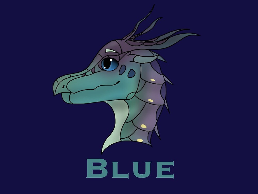 Blue by Emma Broom