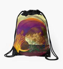 Wheatfields Drawstring Bag