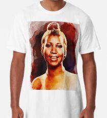 89d08800e Aretha Franklin, Music Legend Long T-Shirt