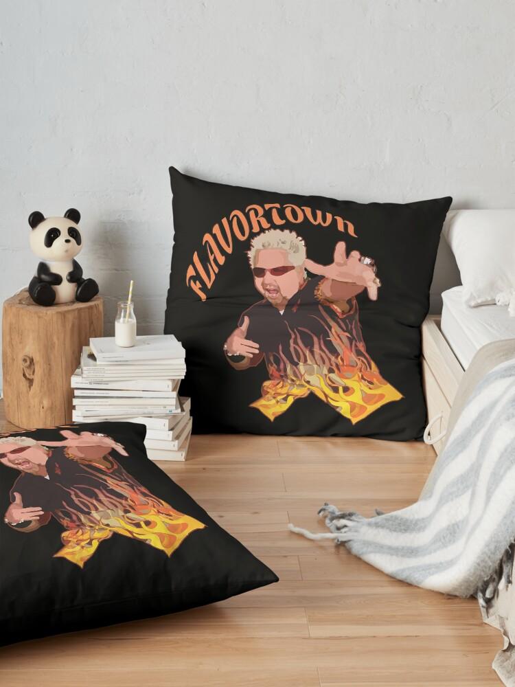 Alternate view of Guy Fieri Flavortown Floor Pillow