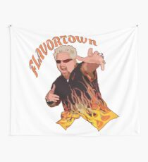 Guy Fieri Flavortown Wall Tapestry