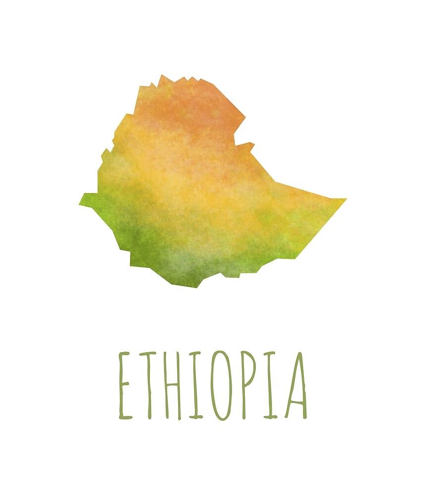 ethiopia by Motivburg