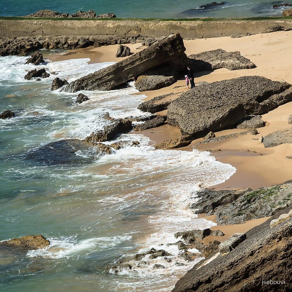 Ericeira Beach, Portugal by jsebouvi