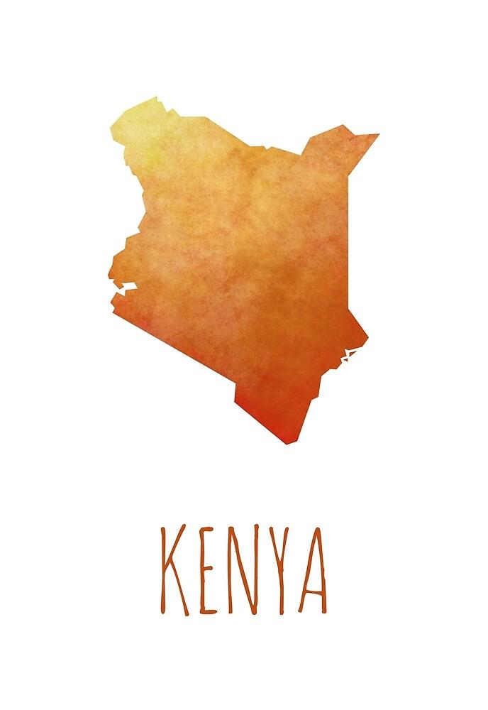 kenya by Motivburg