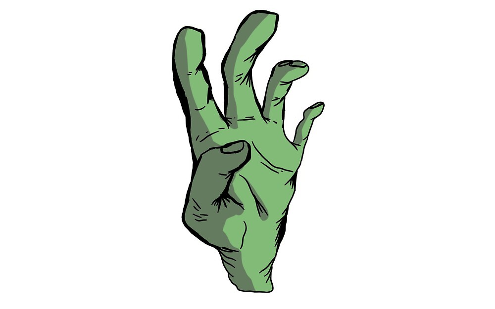 The_Green_Hand by Mehehe2
