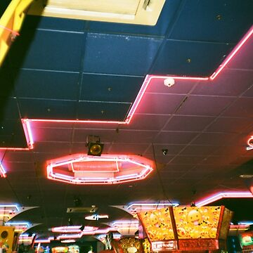 neon arcade  by goosethings