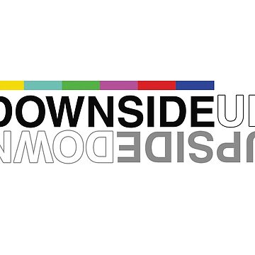 Upside Down Basic Logo by NickStevens